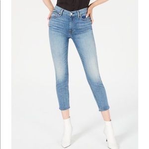 7 FOR ALL MANKIND Size 27 Ankle Cropped Jeans